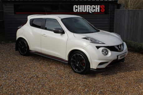 Nissan Juke NISMO RS DIG-T 13
