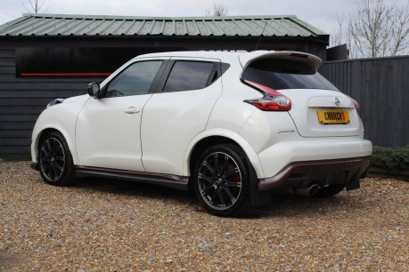 Nissan Juke NISMO RS DIG-T 20