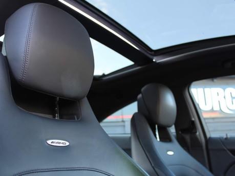 Mercedes-Benz C Class C63 AMG EDITION