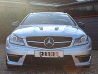 Mercedes-Benz C Class C63 AMG EDITION 13