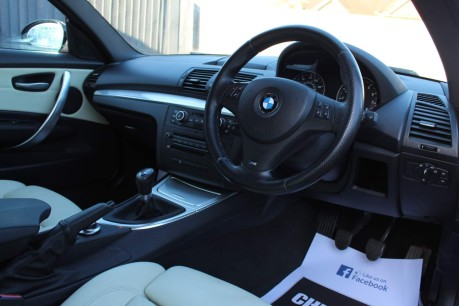 BMW 1 Series 130I M SPORT LE 3