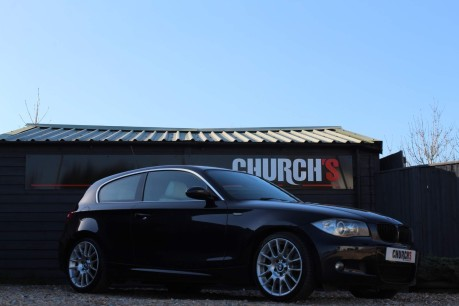 BMW 1 Series 130I M SPORT LE 7