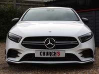 Mercedes-Benz A Class 2.0 A35 AMG (Premium Plus) SpdS DCT 4MATIC (s/s) 5dr 15