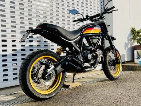 Ducati Scrambler SCRAMBLER DESERT SLED 2