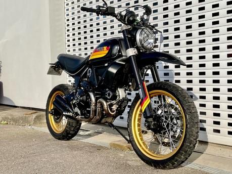 Ducati Scrambler SCRAMBLER DESERT SLED