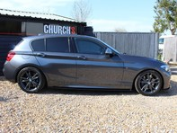 BMW 1 Series M140I SHADOW EDITION 8