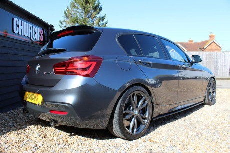 BMW 1 Series M140I SHADOW EDITION 10