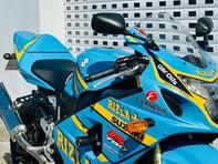 Suzuki GSXR GSXR 750 K4 19