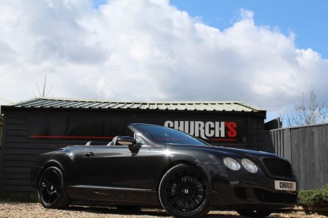 Bentley Continental 6.0 GT Supersports 2dr 2