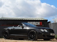 Bentley Continental 6.0 GT Supersports 2dr 7