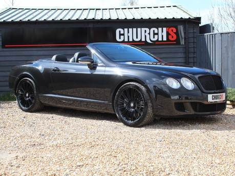 Bentley Continental 6.0 GT Supersports 2dr