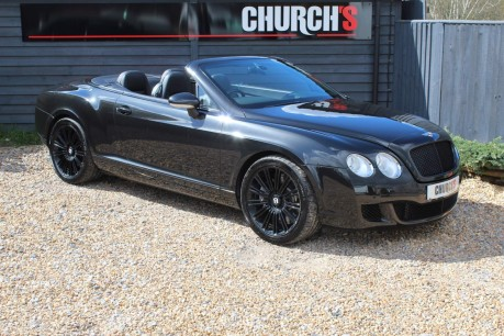 Bentley Continental 6.0 GT Supersports 2dr 10