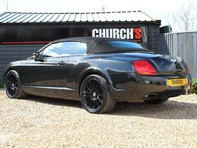 Bentley Continental 6.0 GT Supersports 2dr 11