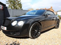 Bentley Continental 6.0 GT Supersports 2dr 18