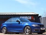 BMW 1 Series 118D SPORT PLUS EDITION 7