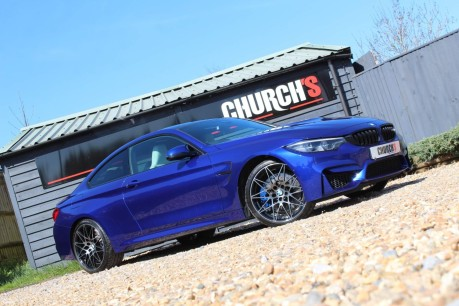 BMW M4 M4 COMPETITION