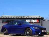 BMW M4 M4 COMPETITION 7