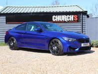 BMW M4 M4 COMPETITION 9