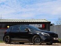 Mercedes-Benz A Class 2.0 A45 AMG Yellow Night Edition SpdS DCT 4MATIC (s/s) 5dr 2