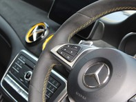 Mercedes-Benz A Class 2.0 A45 AMG Yellow Night Edition SpdS DCT 4MATIC (s/s) 5dr 14