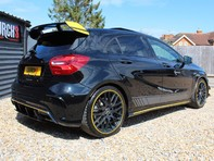 Mercedes-Benz A Class 2.0 A45 AMG Yellow Night Edition SpdS DCT 4MATIC (s/s) 5dr 15