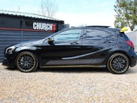 Mercedes-Benz A Class 2.0 A45 AMG Yellow Night Edition SpdS DCT 4MATIC (s/s) 5dr 20