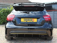 Mercedes-Benz A Class 2.0 A45 AMG Yellow Night Edition SpdS DCT 4MATIC (s/s) 5dr 21