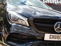 Mercedes-Benz Cla Class 2.0 CLA45 AMG Shooting Brake SpdS DCT 4MATIC (s/s) 5dr 4