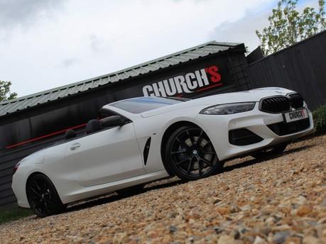 BMW 8 Series 3.0 840d MHT M Sport Steptronic xDrive (s/s) 2dr