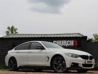 BMW 4 Series 435D XDRIVE M SPORT GRAN COUPE 2