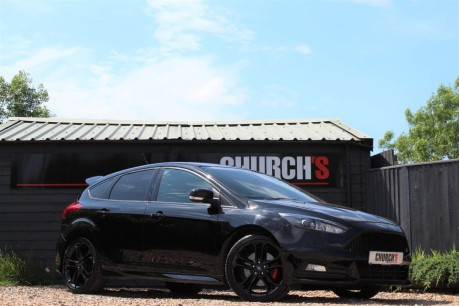 Ford Focus ST-3 2