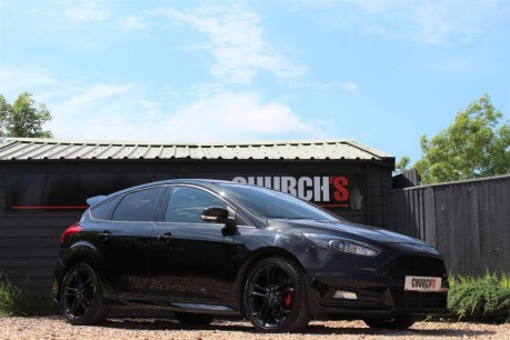 Ford Focus ST-3 7