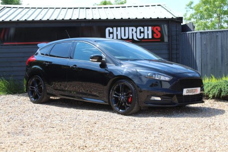 Ford Focus ST-3 9