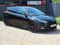 Ford Focus ST-3 12
