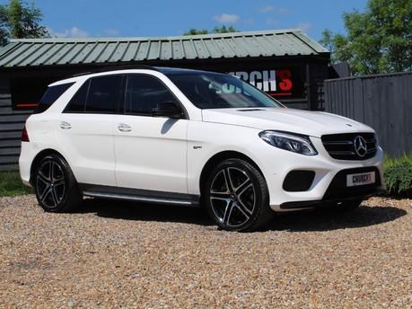 Mercedes-Benz Gle AMG GLE 43 4MATIC PREMIUM PLUS