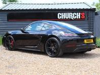 Porsche 718 Cayman CAYMAN S 10