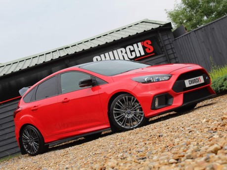 Ford Focus 2.3T EcoBoost RS Red Edition AWD (s/s) 5dr