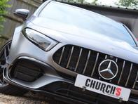 Mercedes-Benz A Class AMG A 45 S 4MATICPLUS PLUS 4