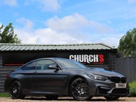 BMW M4 M4 COMPETITION 2