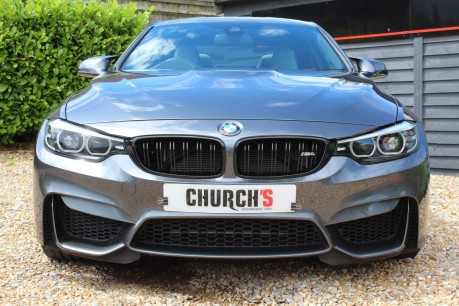 BMW M4 M4 COMPETITION 13