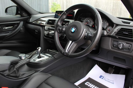 BMW M3 3.0 BiTurbo Competition DCT (s/s) 4dr 3