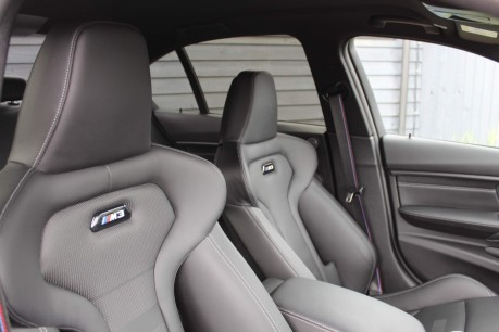 BMW M3 3.0 BiTurbo Competition DCT (s/s) 4dr 6
