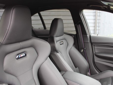 BMW M3 3.0 BiTurbo Competition DCT (s/s) 4dr