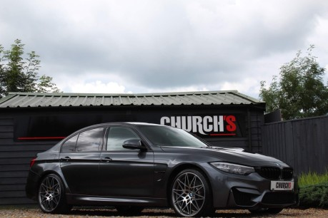 BMW M3 3.0 BiTurbo Competition DCT (s/s) 4dr 7