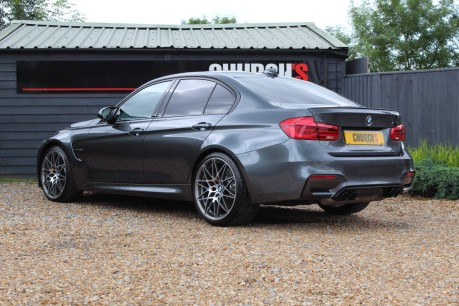 BMW M3 3.0 BiTurbo Competition DCT (s/s) 4dr 10