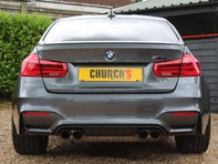 BMW M3 3.0 BiTurbo Competition DCT (s/s) 4dr 12