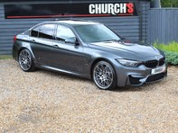 BMW M3 3.0 BiTurbo Competition DCT (s/s) 4dr 13