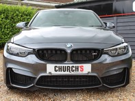 BMW M3 3.0 BiTurbo Competition DCT (s/s) 4dr 14
