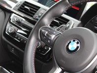 BMW M3 3.0 BiTurbo Competition DCT (s/s) 4dr 15