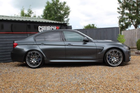 BMW M3 3.0 BiTurbo Competition DCT (s/s) 4dr 16